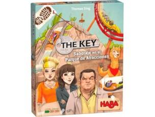 The Key. Sabotaje en el parque de atracciones  Haba
