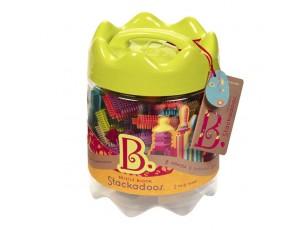 Stackadoos  B. Toys