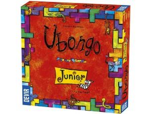 Ubongo Jr. Trilingüe  Devir Iberia