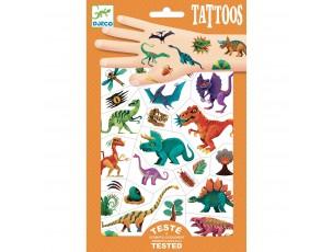 Tattoos Dinosaurios  Djeco