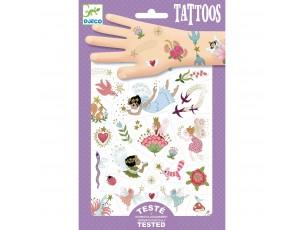 Tattoos Mundo mágico  Djeco