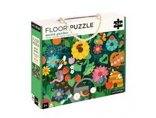 Puzzle jardín secreto  Petit Collage