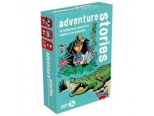 Adventure Stories  Gen X Games