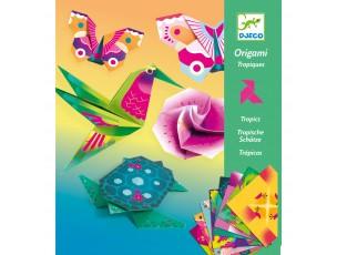 Origami trópicos  Djeco