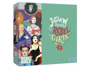 Puzzle chicas rebeldes  Gibsons