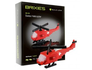 Brixies Swiss Helicopter  Brixies