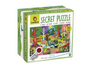 Secret puzzle El Bosque  Ludatticca