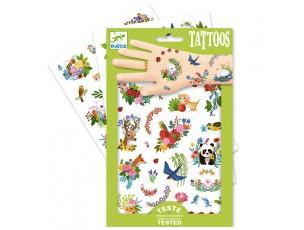 Tattoos primavera  Djeco