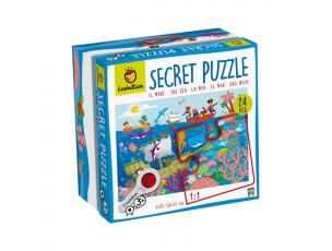 Secret puzzle El mar  Ludatticca