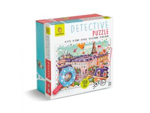 Detective puzzle En la ciudad  Ludatticca