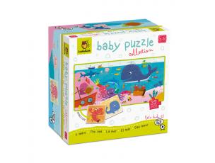 Baby puzzle El mar  Ludatticca