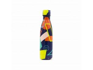 Botella de acero inoxidable Party Lines  Cool Bottles