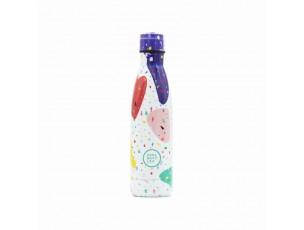 Botella de acero inoxidable Party Shapes  Cool Bottles