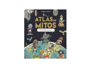 Atlas de Mitos  HarperCollins Ibérica