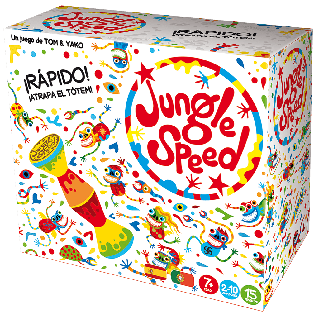 Jungle Speed Skawk